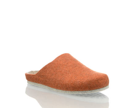 Wellness Wellness Damen Hausschuh Orange