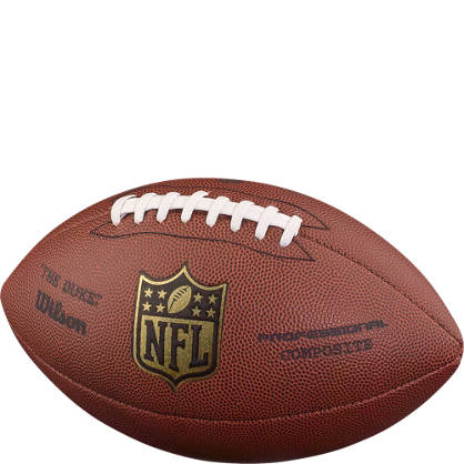 Wilson Wilson NFL Duke Replica American Football