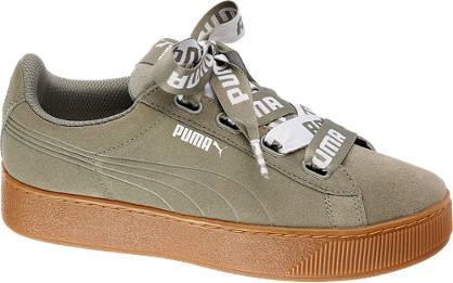 Puma sneakery damskie Puma Vikky Platform Ribbon