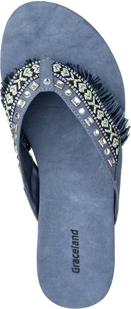 Graceland Zehentrenner jeans
