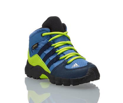 adidas  adidas Terrex GTX GoreTex calzature outdoor bambini blu