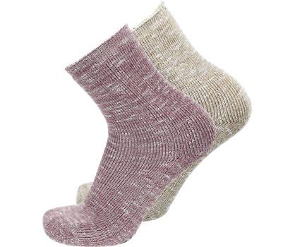 2er Pack Socken Gr. 37/42