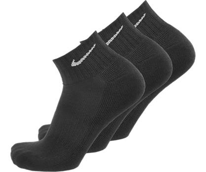 NIKE 3er Pack Socken Gr. 35-38/39-42/43-46
