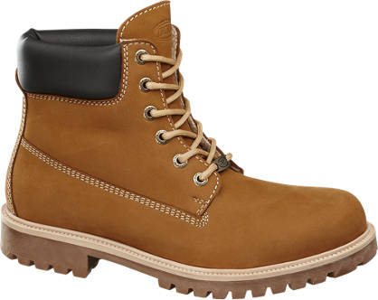 AM SHOE Čizme na pertlanje