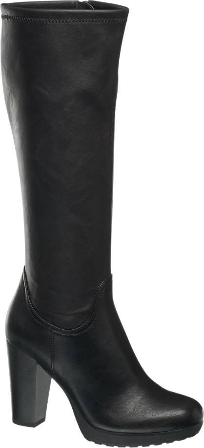 Graceland Čizme sa patentnim zatvaračem