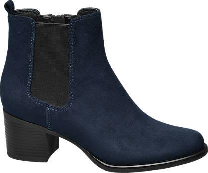 Graceland Éjkék chelsea boot