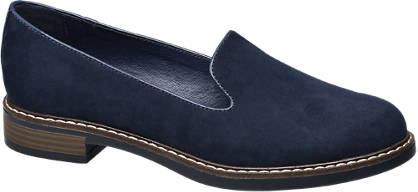 Graceland Éjkék színű loafer
