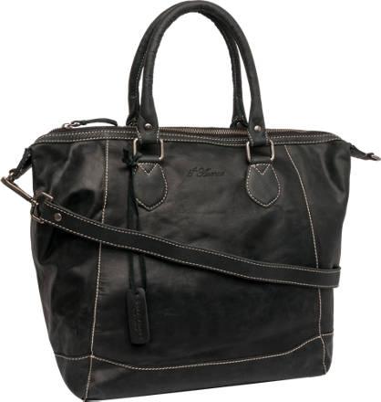 5th Avenue Ladies Leather Tote Bag