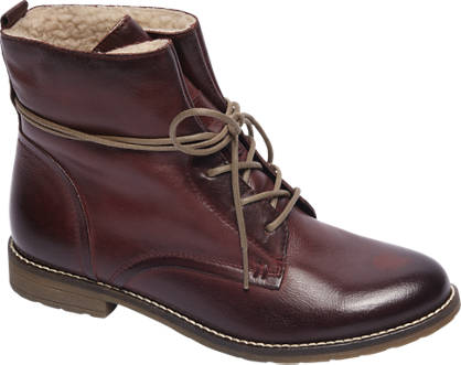5th Avenue Lace Up Boot
