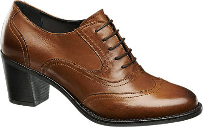 5th Avenue Lace-up Formal Shoes