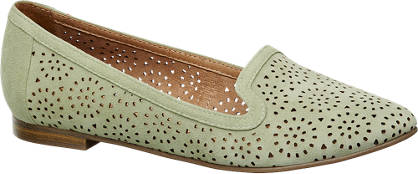 5th Avenue Laser Cut Loafers