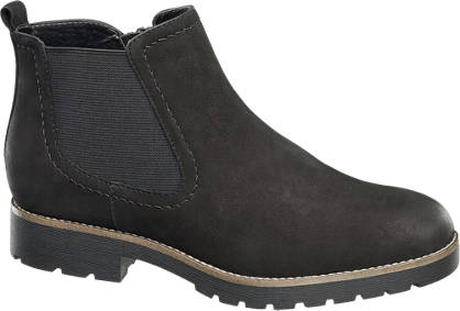 5th Avenue Leather Chelsea Boot