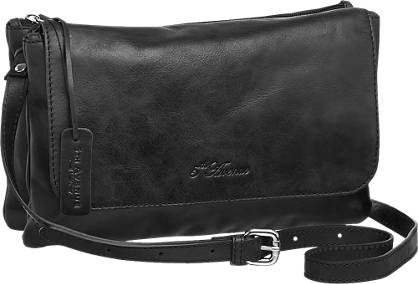 5th Avenue Ladies Leather Cross Body Bag