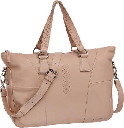 5th Avenue Ladies Leather Shoulder Bag
