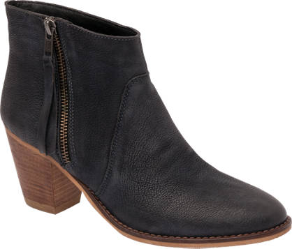 5th Avenue Western Ankle Boots