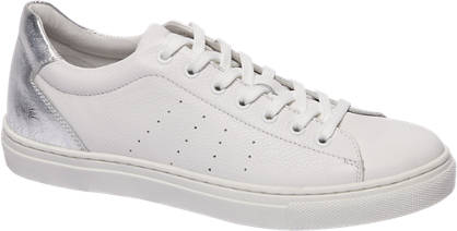 5th Avenue Witte Sneaker metallic