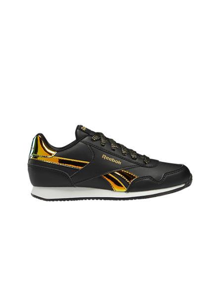 Reebok czarne sneakersy dziewczęce REEBOK ROYAL CLJOG 3.0