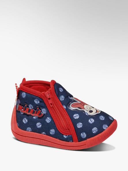Minnie Mouse Hausschuh
