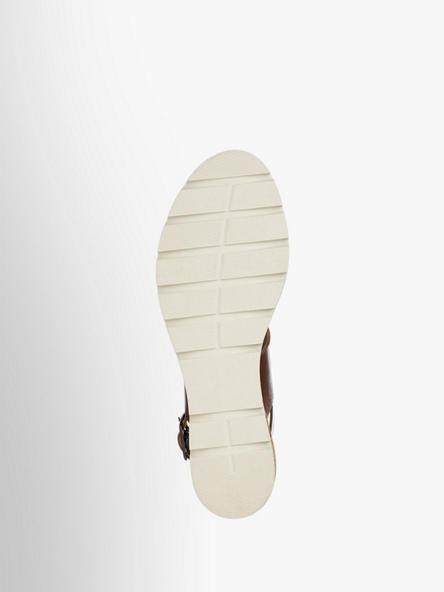 Artikelnummernbsp;1259022 5th Sandalette In Von Avenue Keil Braun E9H2WDI