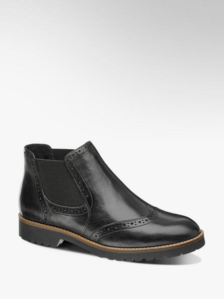 5th Avenue Kožená kotníková obuv Chelsea