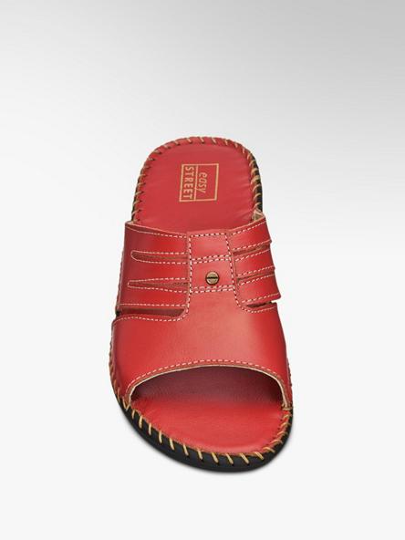Street In Rot Artikelnummernbsp;1610635 Pantolette Von Easy TlPiZwkuOX