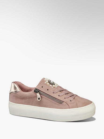 Graceland Růžové tenisky Graceland