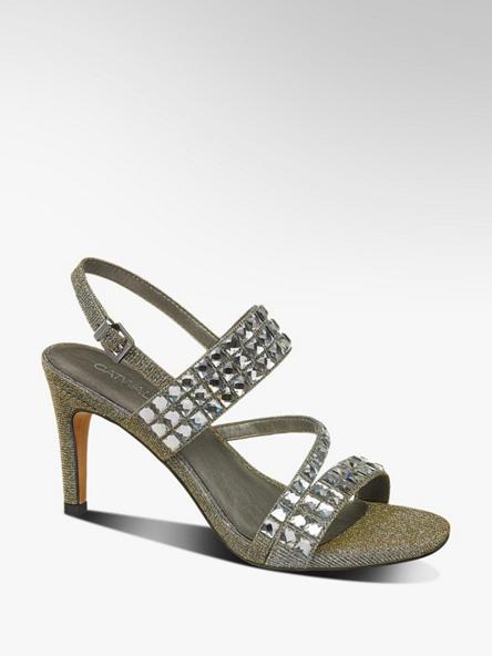 Sandalette In Von Catwalk Artikelnummernbsp;1240076 Silber 80mwvNn