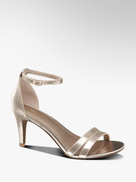 Graceland Sandály na podpatku