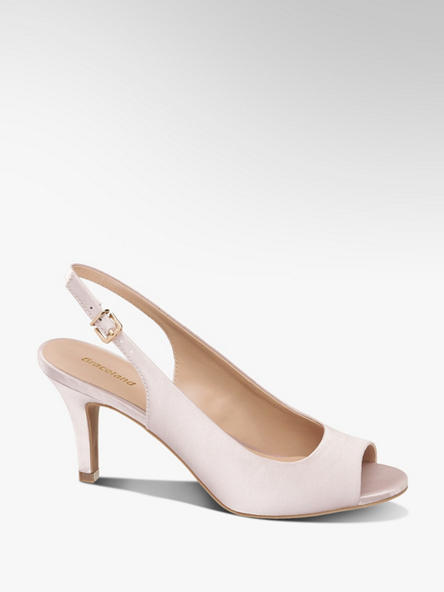 Graceland Saténové sandále