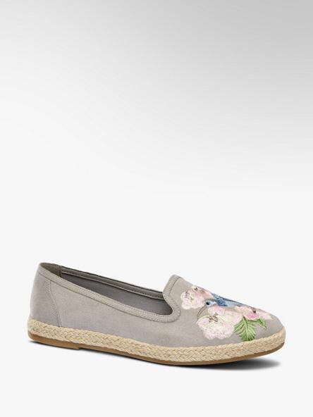 Graceland Slip-on obuv s výšivkou