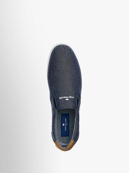 Blau Von In Artikelnummernbsp;1318070 Tom Tailor Slipper dCxoerB