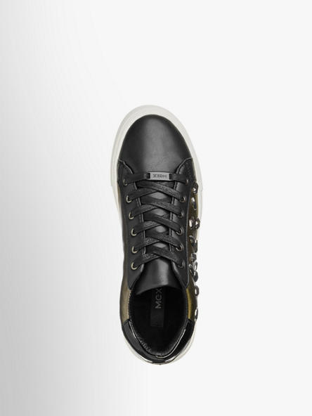 Von Schwarz In Artikelnummernbsp;1109701 Sneaker Mexx q35jR4AL
