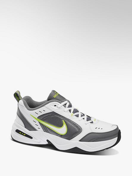 NIKE biało-szare sneakersy męskie Nike Air Monarch
