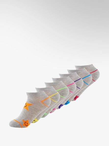 7er Pack Socken
