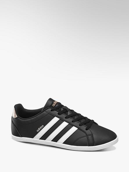adidas Černé tenisky Adidas Coneo Qt