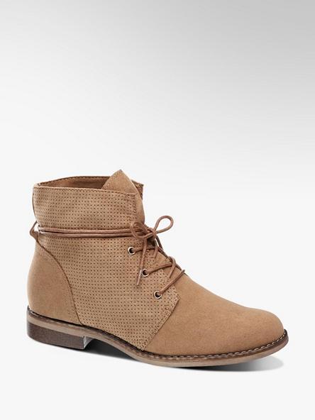 Graceland Členková šnurovacia obuv