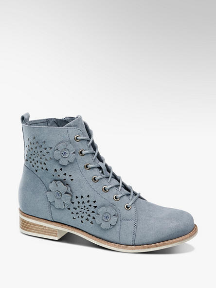 Graceland Členková obuv so šnurovaním
