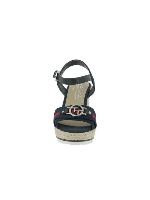 Tom Tailor Дамски сандалети с клиновиден ток
