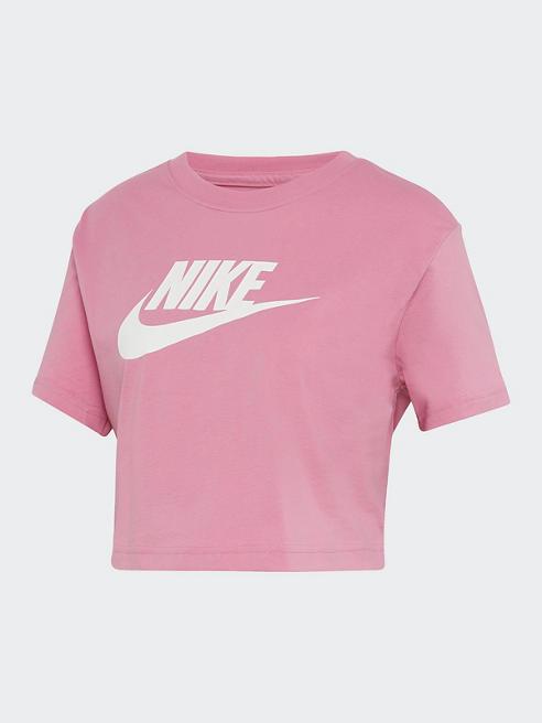 Nike Camiseta NIKE NSW ESSENTIAL CROPPED ICON FUTUR