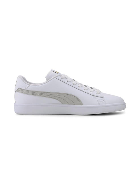 Puma Мъжки бели сникъри Puma SMASH V2 L