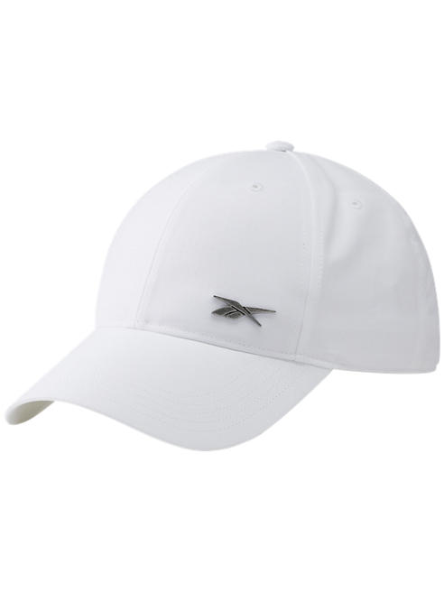 Reebok Спортна бяла шапка с козирка Reebok