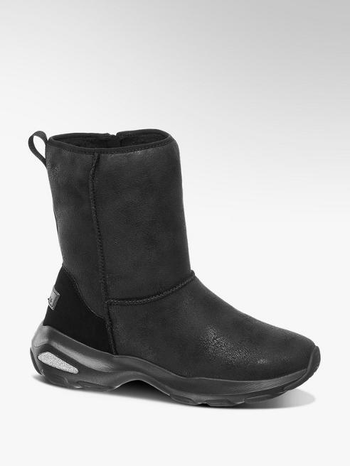 Skechers Boots MID DISTRESSED METALLIC BOOT