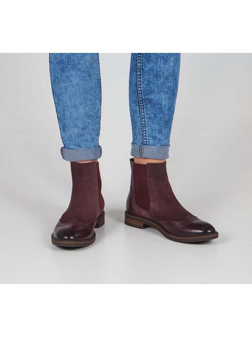 5th Avenue Kožená obuv Chelsea
