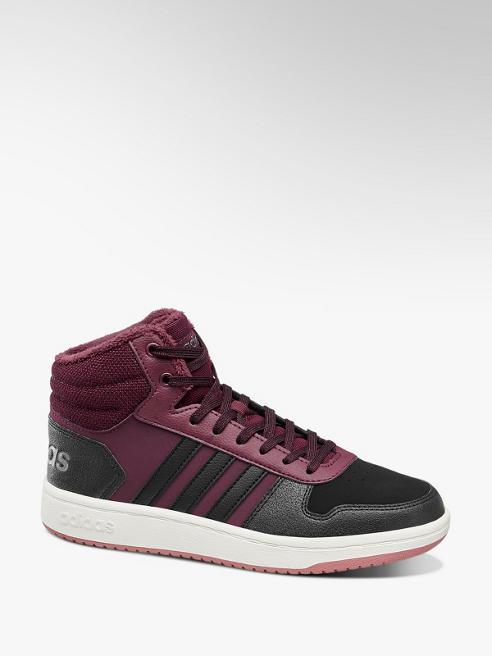 adidas sneakersy damskie adidas Hoops Mid 2.0
