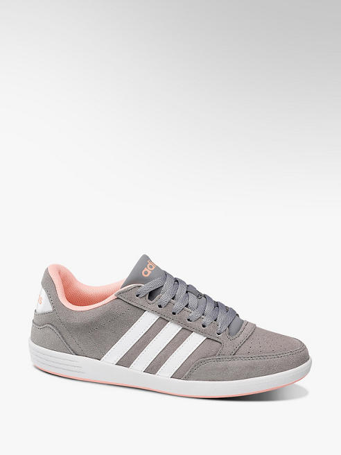 adidas sneakersy damskie adidas VL HOOPS LOW