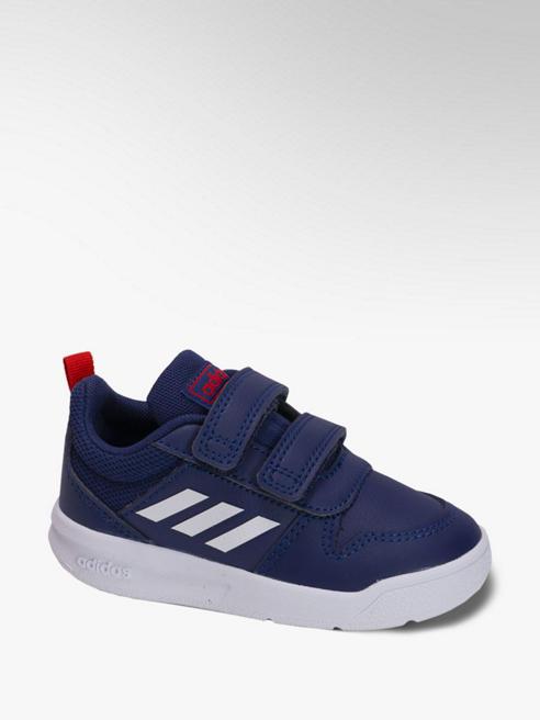adidas Modré dětské tenisky na suchý zip Adidas Vector