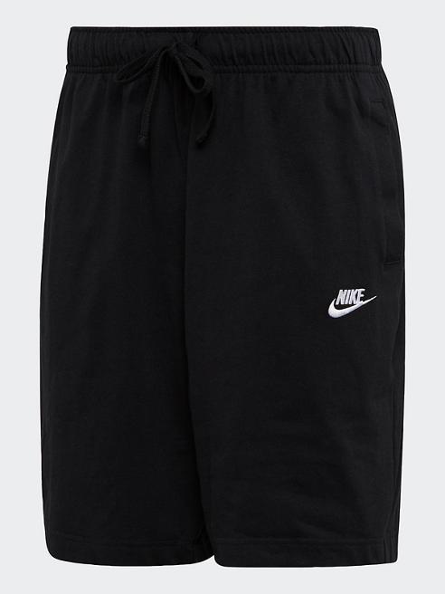 NIKE Shorts in Schwarz mit lockerer Passform