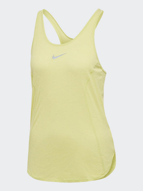 NIKE Tank Shirt in Gelb