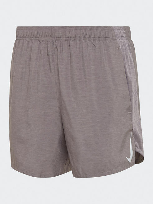 NIKE Trainingsshorts in Grau