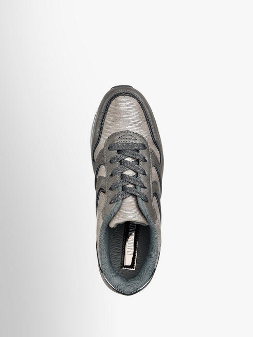 Artikelnummernbsp;1109759 Von Ghizzani Grau Plateau Sneaker Claudia In kwOZPiuXT